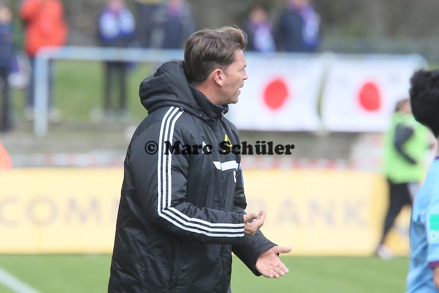 Trainer Colin Bell (FFC) - 1. FFC Frankfurt vs. BV Cloppenburg