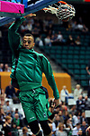 League ACB-ENDESA 2017/2018. Game: 30.<br /> Divina Seguros Joventut vs Valencia Baket Club: 77-75.<br /> Demitrius Conger.