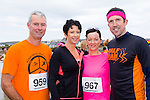 Fitness<br /> ---------<br /> L-R Mark Stack, Shelia Harty with Siobhan &amp; ED Flahive all Ballyheigue who took part in the Sandstorm race on the beach last Saturday