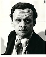 Jean Chretien, date exacte inconnue (circa 1980)<br /> <br /> PHOTO :  Agence Quebec Presse