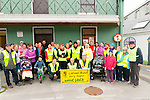 Good Friday Walk: Group from Listowel who took part in the Good Friday walk in aid of the Kerry Hospice.