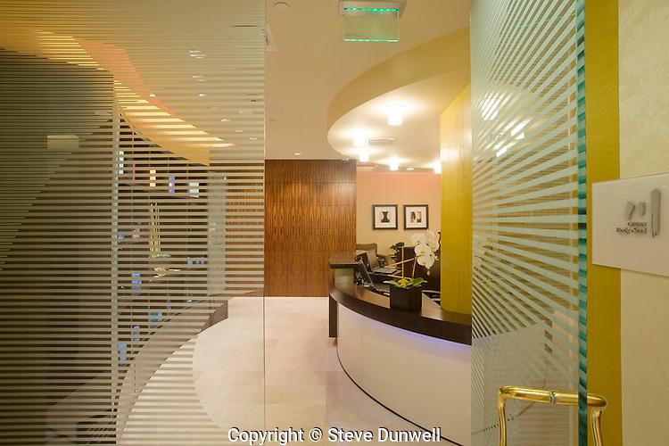 Chuan spa, Langham Hotel, Boston, MA (Jung Brannen architect)