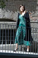2019 04 10 Queen letizia