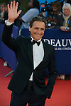 Lawrence Bender arrives at the 'Mr Holmes' Premiere red carpet during the 41st Deauville American Film Festival on September 10, 2015 in Deauville, France