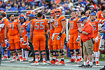 Boise State in action during the Servpro First Responder Bowl game between Boise State Broncos and Boston College Eagles at the Cotton Bowl Stadium in Dallas, Texas.