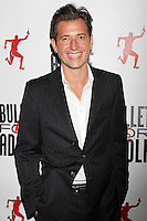 "Peter Cincotti attending the opening night performance of ""Bullet for Adolf"" at New World Stages in New York, 08.08.2012...Credit: Rolf Mueller/face to face /MediaPunch Inc. ***FOR USA ONLY*** ***Online Only for USA Weekly Print Magazines*** /Nortephoto.com<br />