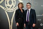 """Maria Casado attend """"Iris Academia de Television' awards at Nuevo Teatro Alcala, Madrid, Spain. <br /> November 18, 2019. <br /> (ALTERPHOTOS/David Jar)"""