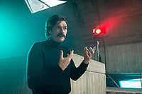 Mindhorn (2016)  <br /> Julian Barratt<br /> *Filmstill - Editorial Use Only*<br /> CAP/KFS<br /> Image supplied by Capital Pictures