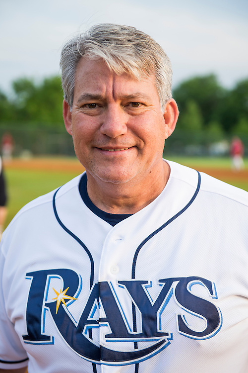 UNITED STATES - MAY 16: Rep. Dennis Ross, R-Fla., mug shot during the Republicans' Congressional baseball team practice in Alexandria, Va., on Thursday morning, May 16, 2013. (Photo by Bill Clark/CQ Roll Call)