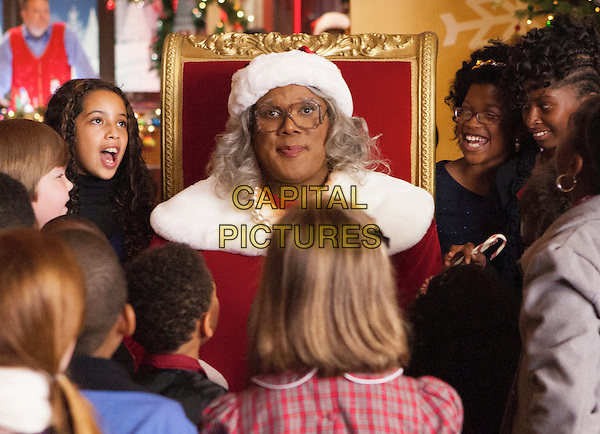 Tyler Perry<br /> in Tyler Perry's A Madea Christmas (2013)<br /> *Filmstill - Editorial Use Only*<br /> CAP/FB<br /> Image supplied by Capital Pictures