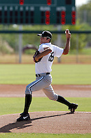 name - Chicago White Sox 2009 Instructional League. .Photo by:  Bill Mitchell/Four Seam Images..
