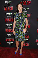 "3 March 2016 - West Hollywood, California - Mimi Rogers. Amazon Original Series ""Bosch"" Season 2 Premiere held at the Pacific Design Center. Photo Credit: Byron Purvis/AdMedia"
