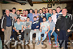 Listowel Celtic was  crowned the Greyhound Bar KO Cup champions on Friday and celebrated at the Greyhound Bar after
