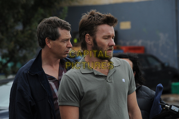 Ben Mendelsohn & Joel Edgerton.in Animal Kingdom  .*Filmstill - Editorial Use Only*.CAP/PLF.Supplied by Capital Pictures.