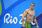Caio Oliveira (BRA), <br /> SEPTEMBER 8, 2016 - Swimming : <br /> Men's 400m Freestyle S8 Final  <br /> at Olympic Aquatics Stadium<br /> during the Rio 2016 Paralympic Games in Rio de Janeiro, Brazil.<br /> (Photo by AFLO SPORT)