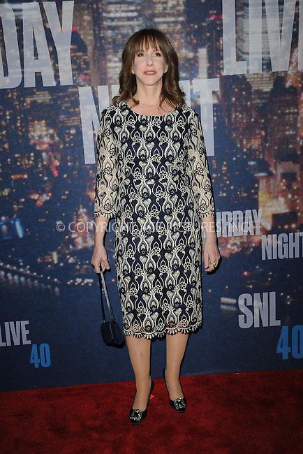 WWW.ACEPIXS.COM<br /> February 15, 2015 New York City<br /> <br /> Lorraine Newman walking the red carpet at the SNL 40th Anniversary Special at 30 Rockefeller Plaza on February 15, 2015 in New York City.<br /> <br /> Please byline: Kristin Callahan/AcePictures<br /> <br /> ACEPIXS.COM<br /> <br /> Tel: (646) 769 0430<br /> e-mail: info@acepixs.com<br /> web: http://www.acepixs.com
