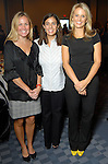 From left: Martha Jones, Terri Clynes and Josi Doubet at the Saks Fifth Avenue Fashion Show and Luncheon at the Nutcracker Market Thursday Nov. 12,2009. (Dave Rossman/For the Chronicle)