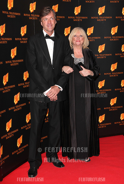 Richard Madeley and Judy Finnigan arriving for the RTS Awards 2014, Grosvenor House Hotel, London. 18/03/2014 Picture by: Alexandra Glen / Featureflash