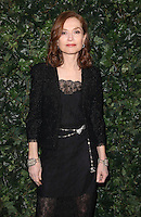 Isabelle Huppert<br /> at the 2017 Charles Finch & CHANEL Pre-Bafta Party held at Anabels, London.<br /> <br /> <br /> ©Ash Knotek  D3227  11/02/2017