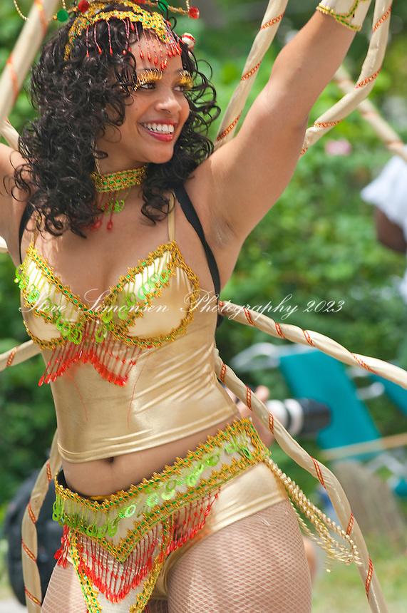 St. John Carnival Parade 7-4-2009<br /> Cruz Bay<br /> St. John<br /> U.S. Virgin Islands