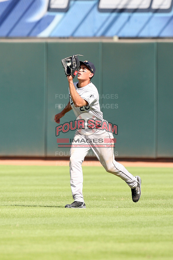 Mike Stanton - Mesa Solar Sox, 2009 Arizona Fall League.Photo by:  Bill Mitchell/Four Seam Images..