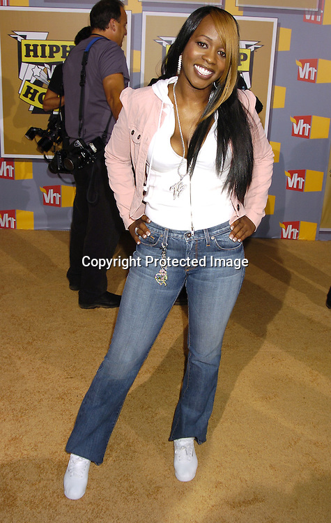 Remy Ma..at the 2nd Annual VH1 Hip Hop Honors taping on ..September 22, 2005 which will air on VH1 on September 26, 2005. ..Photo by Robin Platzer, Twin Images