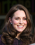 Kate Middleton Attends Community Christmas Party