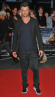 Joshua David &quot;Josh&quot; Duhamel at the &quot;Deepwater Horizon&quot; European film premiere, The Empire cinema, Leicester Square, London, England, UK, on Monday 26 September 2016.<br /> CAP/CAN<br /> &copy;CAN/Capital Pictures /MediaPunch ***NORTH AND SOUTH AMERICAS ONLY***