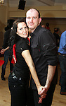 Erika and Sylvester at the Salsa Sensations Night in The Boyne Valley...(Photo credit should read Jenny Matthews www.newsfile.ie)....This Picture has been sent you under the conditions enclosed by:.Newsfile Ltd..The Studio,.Millmount Abbey,.Drogheda,.Co Meath..Ireland..Tel: +353(0)41-9871240.Fax: +353(0)41-9871260.GSM: +353(0)86-2500958.email: pictures@newsfile.ie.www.newsfile.ie.