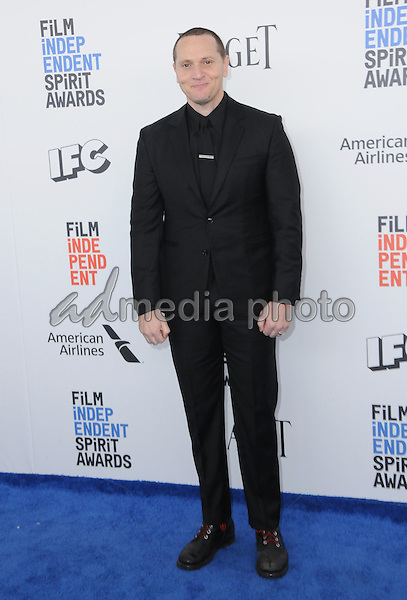 25 February 2017 - Santa Monica, California - Matt Ross. 2017 Film Independent Spirit Awards held held at the Santa Monica Pier. Photo Credit: Birdie Thompson/AdMedia