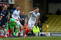 during Southend United vs Portsmouth, Sky Bet EFL League 1 Football at Roots Hall on 16th February 2019