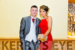 Listowel Community College, St Michael's College, Listowel and Presentation, Listowel, enjoying their Debs at the Brandon Hotel on Thursday night. Pictured l-r Seanie Ryan and Kelly Donovan