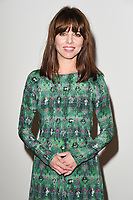 Ophelia Lovibond at the Jasper Conran Spring Summer 2018 show as part of London Fashion Week, London, UK. <br /> 15 September  2017<br /> Picture: Steve Vas/Featureflash/SilverHub 0208 004 5359 sales@silverhubmedia.com