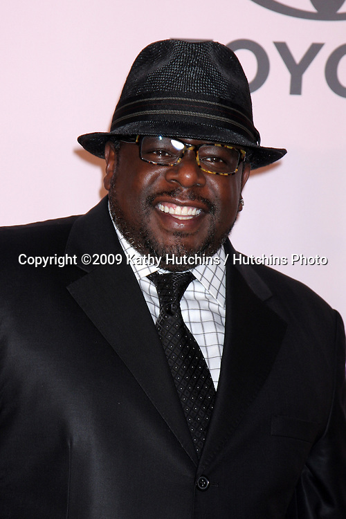 Cedric the Entertainer.Environmental Media Awards 2009.Paramount Studios.Beverly Hills,  CA.October 25, 2009.©2009 Kathy Hutchins / Hutchins Photo.