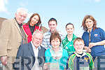 Launching their CD Best of the West in Abbeyfeale on Sunday afternoon were front l-r David Browne,.Mary and James O'Connor.  Back l-r Eilish Murphy, Lorraine O'Connor, Garoid McCarthy, Emma O' Leary and Willie O'Regan   Copyright Kerry's Eye 2008