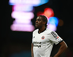Clayton Donaldson of Sheffield Utd  during the Championship match at Villa Park Stadium, Birmingham. Picture date 23rd December 2017. Picture credit should read: Simon Bellis/Sportimage