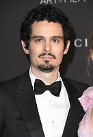 03 November 2018 - Los Angeles, California - Damien Chazelle. 2018 LACMA Art + Film Gala held at LACMA.  <br /> CAP/ADM/BT<br /> &copy;BT/ADM/Capital Pictures