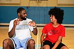 Antawn Jamison Basketball Camp Portraits 2019