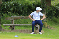 Adam Challoner (Galway Bay) during the final round of the Connacht Boys Amateur Championship, Oughterard Golf Club, Oughterard, Co. Galway, Ireland. 05/07/2019<br /> Picture: Golffile | Fran Caffrey<br /> <br /> <br /> All photo usage must carry mandatory copyright credit (© Golffile | Fran Caffrey)