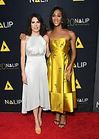 27 July 2019 - Hollywood, California - Karla Souza, MJ Rodriguez. 2019 NALIP Latino Media Awards held at The Ray Dolby Ballroom. Photo Credit: Birdie Thompson/AdMedia