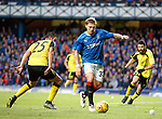 Martyn Waghorn sets up an attack
