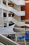 British Library interior London