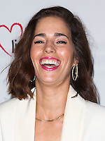 WESTWOOD, LOS ANGELES, CA, USA - JUNE 21: Ana Ortiz at the Los Angeles Premiere Of 'La Golda' held at The Crest on June 21, 2014 in Westwood, Los Angeles, California, United States. (Photo by Celebrity Monitor)