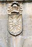 Historic palace, Palacio de Sol, medieval old town, Caceres, Extremadura, Spain