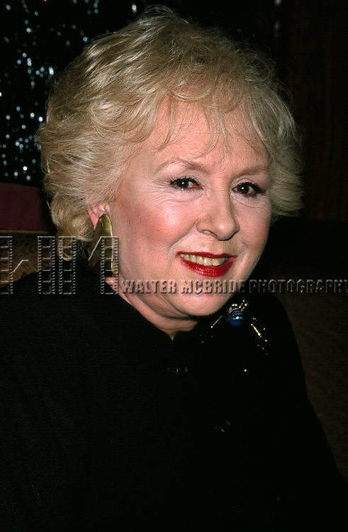 Doris Roberts attending the N.A.T.P.E  Convention<br /> New Orleans, La.on January 15,  2000.
