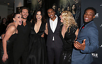 CULVER CITY, CA - MARCH 7: Eve Mauro, Ryan Kwanten, Katrina Law, Cory Hardrict, Elisabeth Rohm, Arlen Escarpeta, pictured at Crackle's The Oath Premiere at Sony Pictures Studios in Culver City, California on March 7, 2018. <br /> CAP/MPIFS<br /> &copy;MPIFS/Capital Pictures