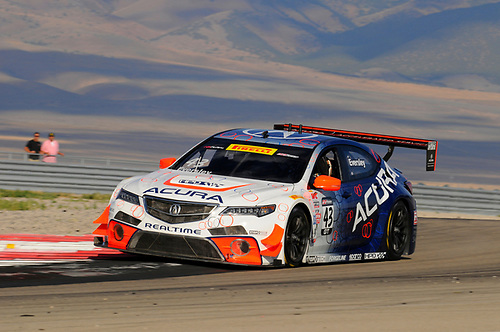 11-14 August, 2016, Tooele, Utah, USA<br /> #43 Ryan Eversley, Acura TLX-GT<br /> © 2016, Jay Bonvouloir, ESCP