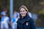 ZEIST-  coach Suzan Veen-Van der Wielen (Schaerweijde)  promotieklasse hockey heren, Schaerweijde-Hurley (4-0)  COPYRIGHT KOEN SUYK