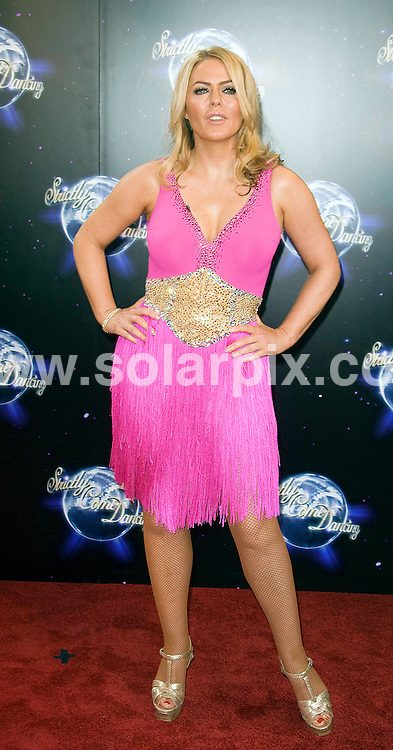 **ALL ROUND PICTURES FROM SOLARPIX.COM**.**WORLDWIDE SYNDICATION RIGHTS**.Photocall for the forthcoming series 8 of Strictly Come Dancing. London, UK. 8 September 2010..This pic: Patsy Kensit..JOB REF:  12065 SKD       DATE: 08_09_2010.**MUST CREDIT SOLARPIX.COM OR DOUBLE FEE WILL BE CHARGED**.**MUST NOTIFY SOLARPIX OF ONLINE USAGE**.**CALL US ON: +34 952 811 768 or LOW RATE FROM UK 0844 617 7637**