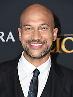 "09 July 2019 - Hollywood, California - Keegan-Michael Key. Disney's ""The Lion King"" Los Angeles Premiere held at Dolby Theatre. <br /> CAP/ADM/BT<br /> ©BT/ADM/Capital Pictures"